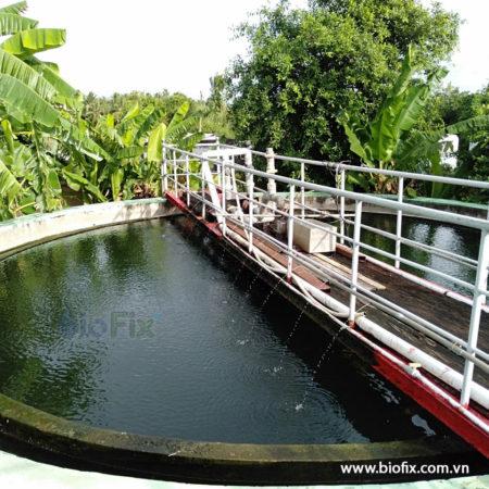 Các hiện tượng lắng trong xử lý nước thải